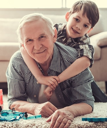A family attorney in Cypress, TX, that will work hard to protect grandparents' rights